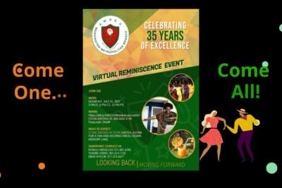 AWOGA Reminiscence Event Program