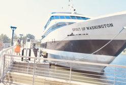 spirit of washing ship